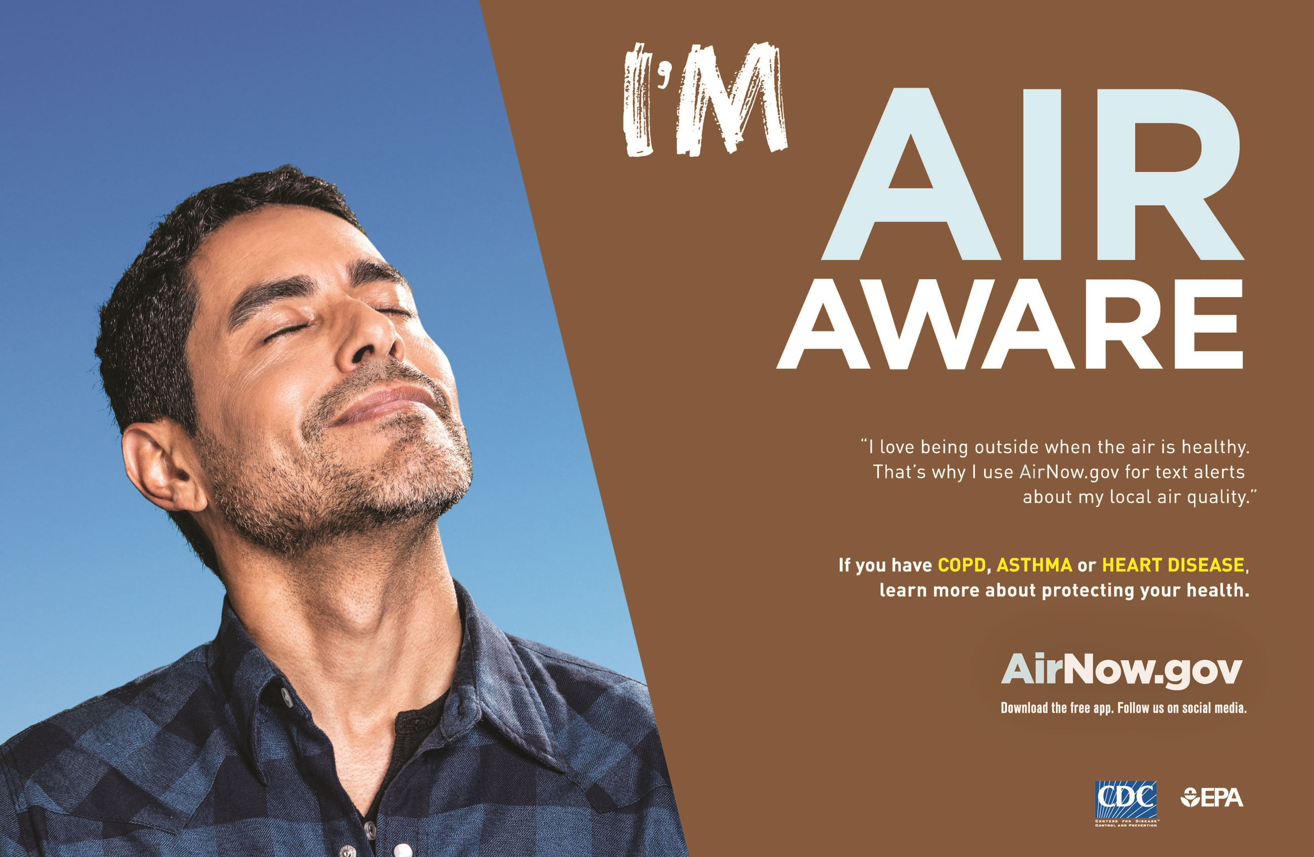 Air Aware Advertisement