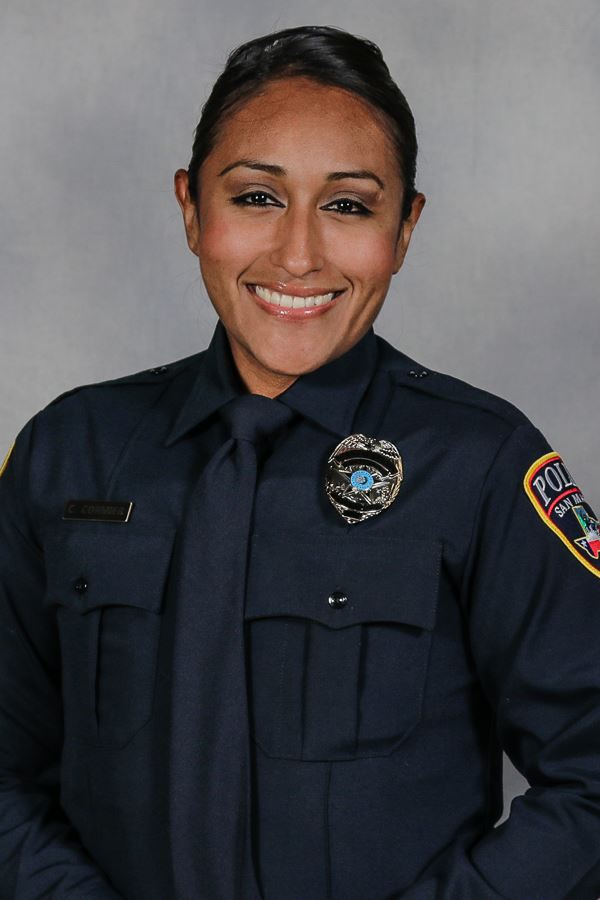 Officer Cormier Portrait