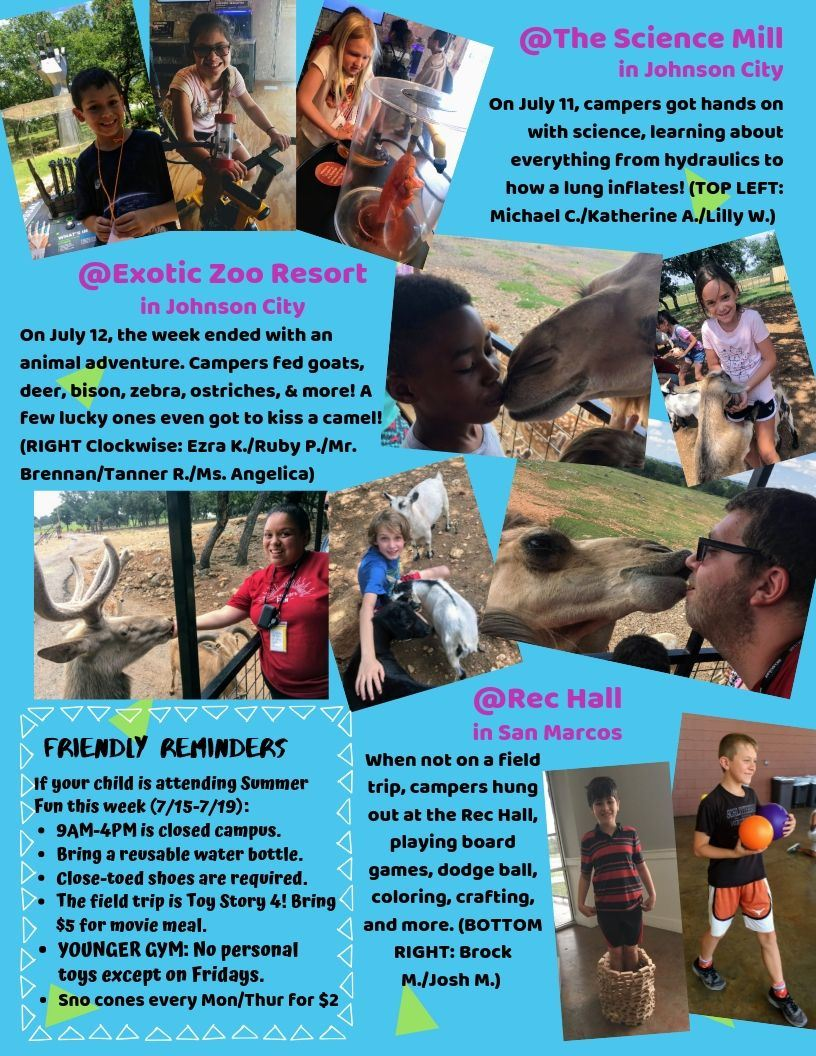 Camp Quest 1 Page 2