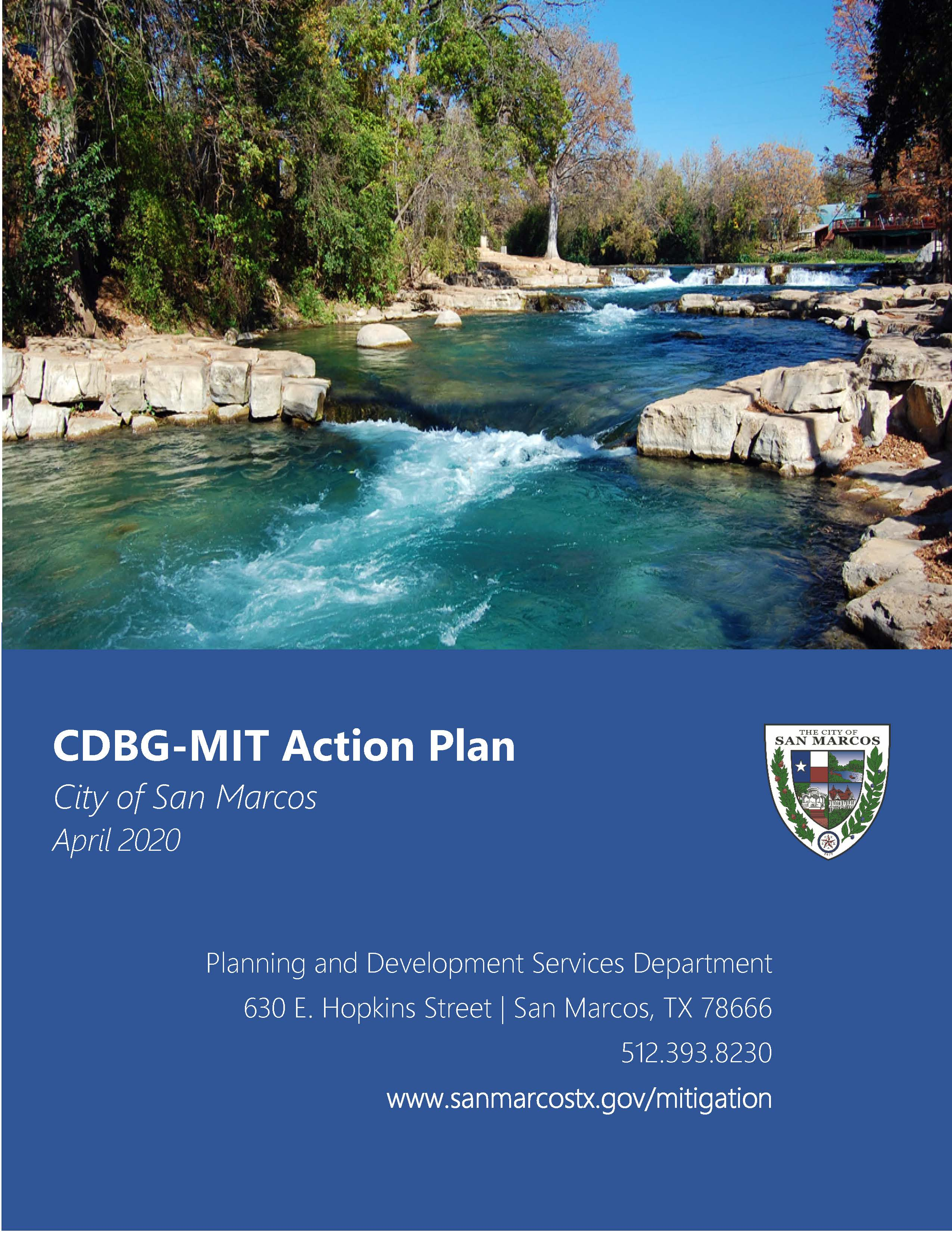 CDBG-MIT Action Plan