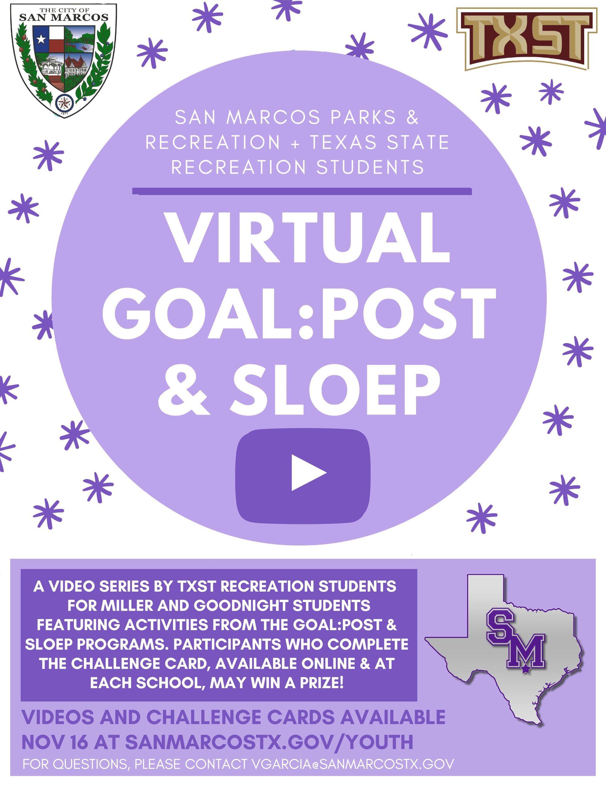 Virtual GP SLOEP Flyer Fall 2020