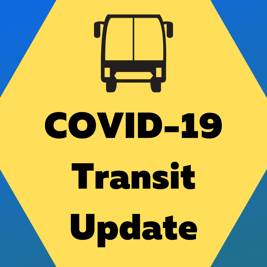 COVID-19 Transit Changes