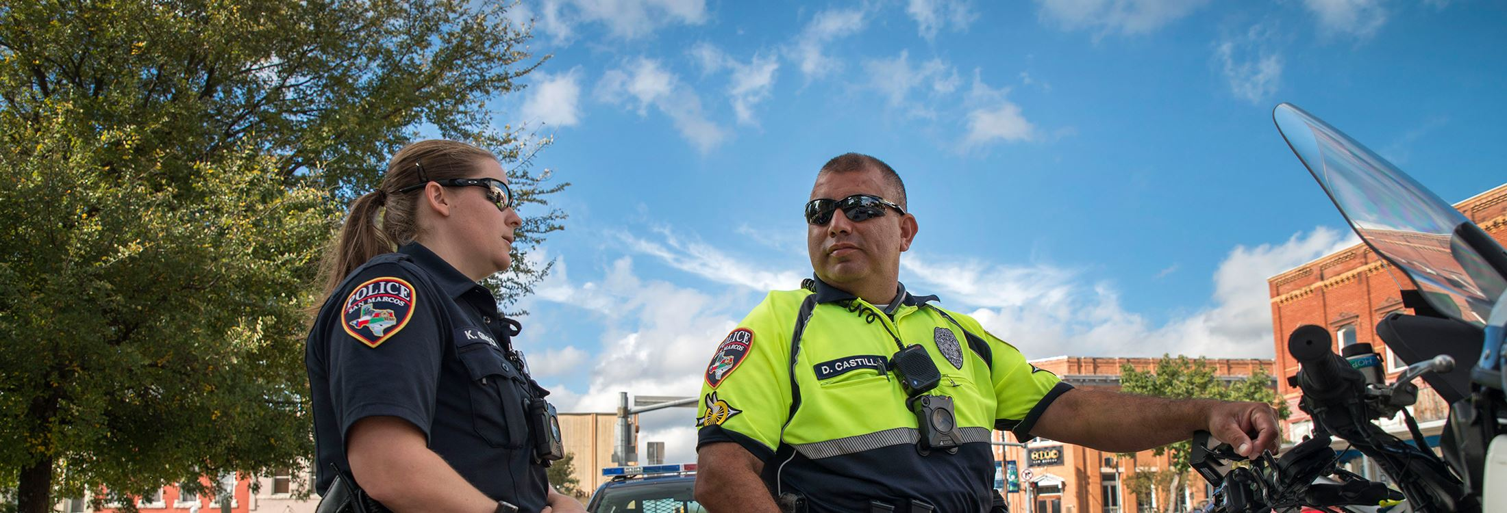 Police | City of San Marcos, TX