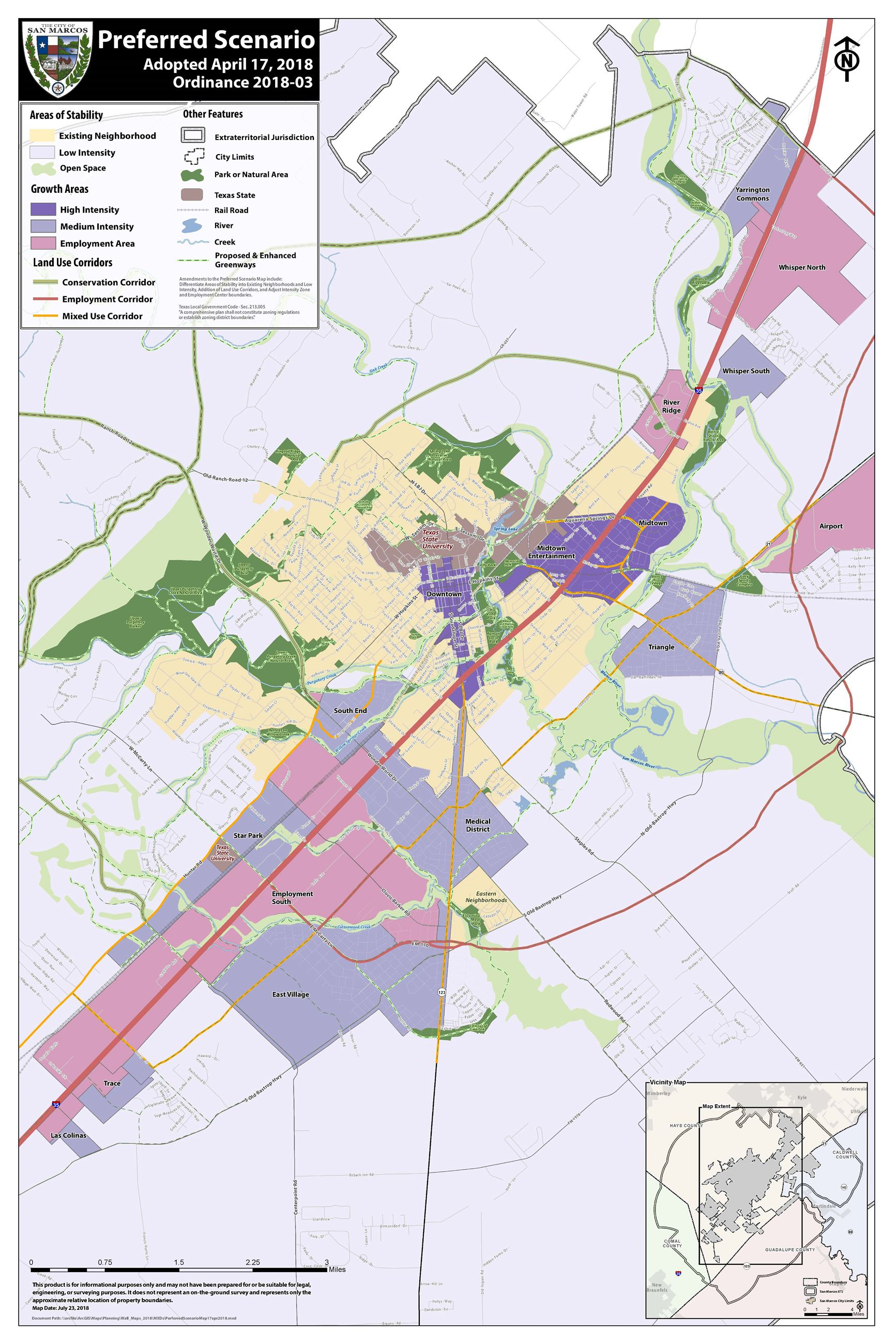 Comprehensive Plan - Vision San Marcos | City of San Marcos, TX