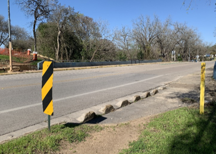 Photo of Cheatham St. Bridge over San Marcos River