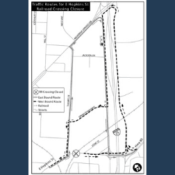 TXDOT Closure Map