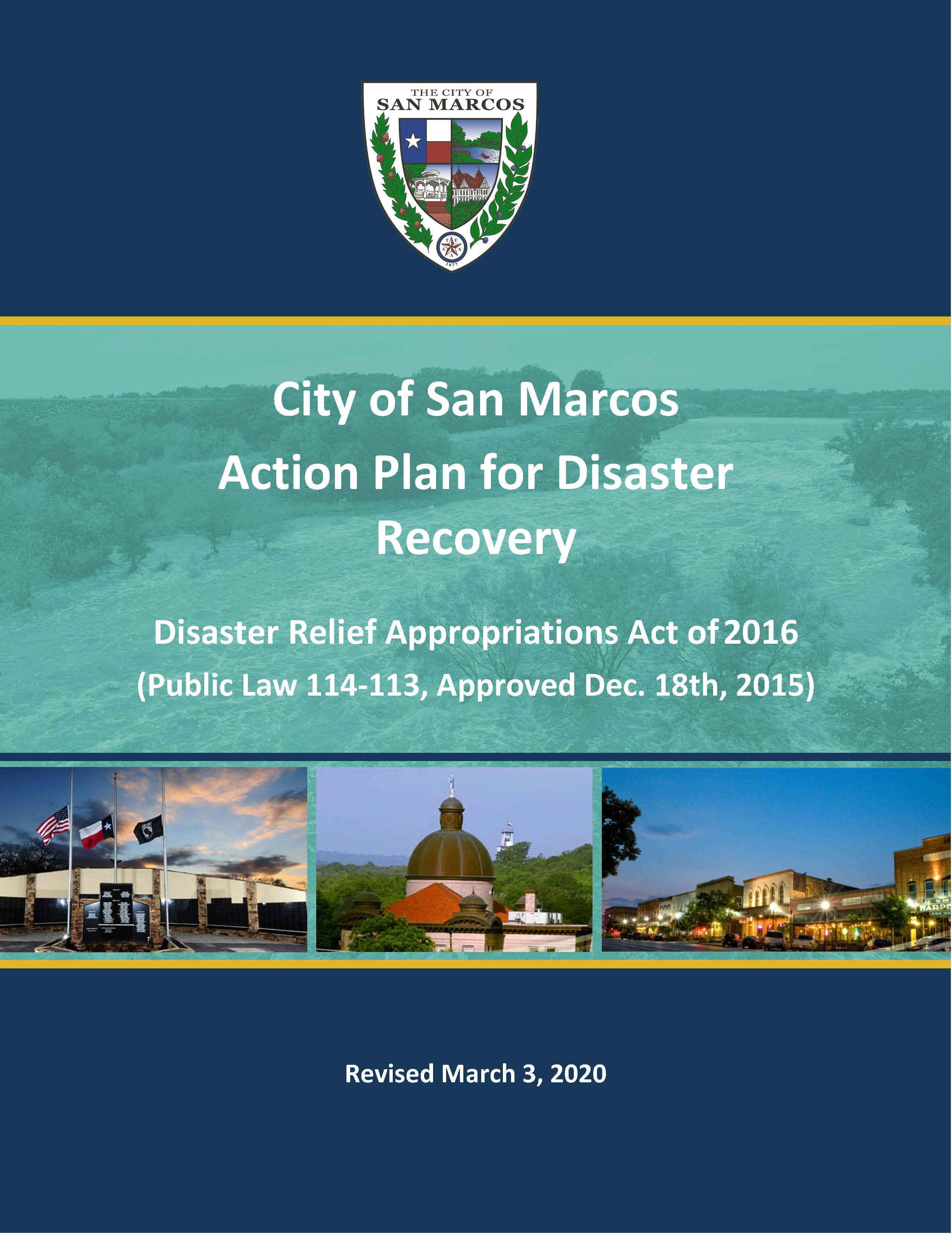 Action Plan Cover