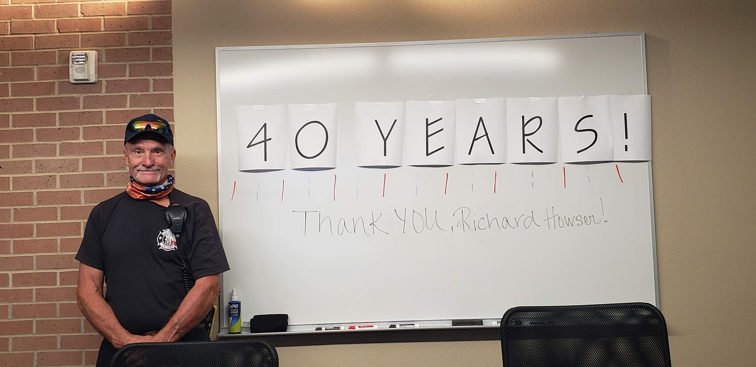 Howser 40 Years