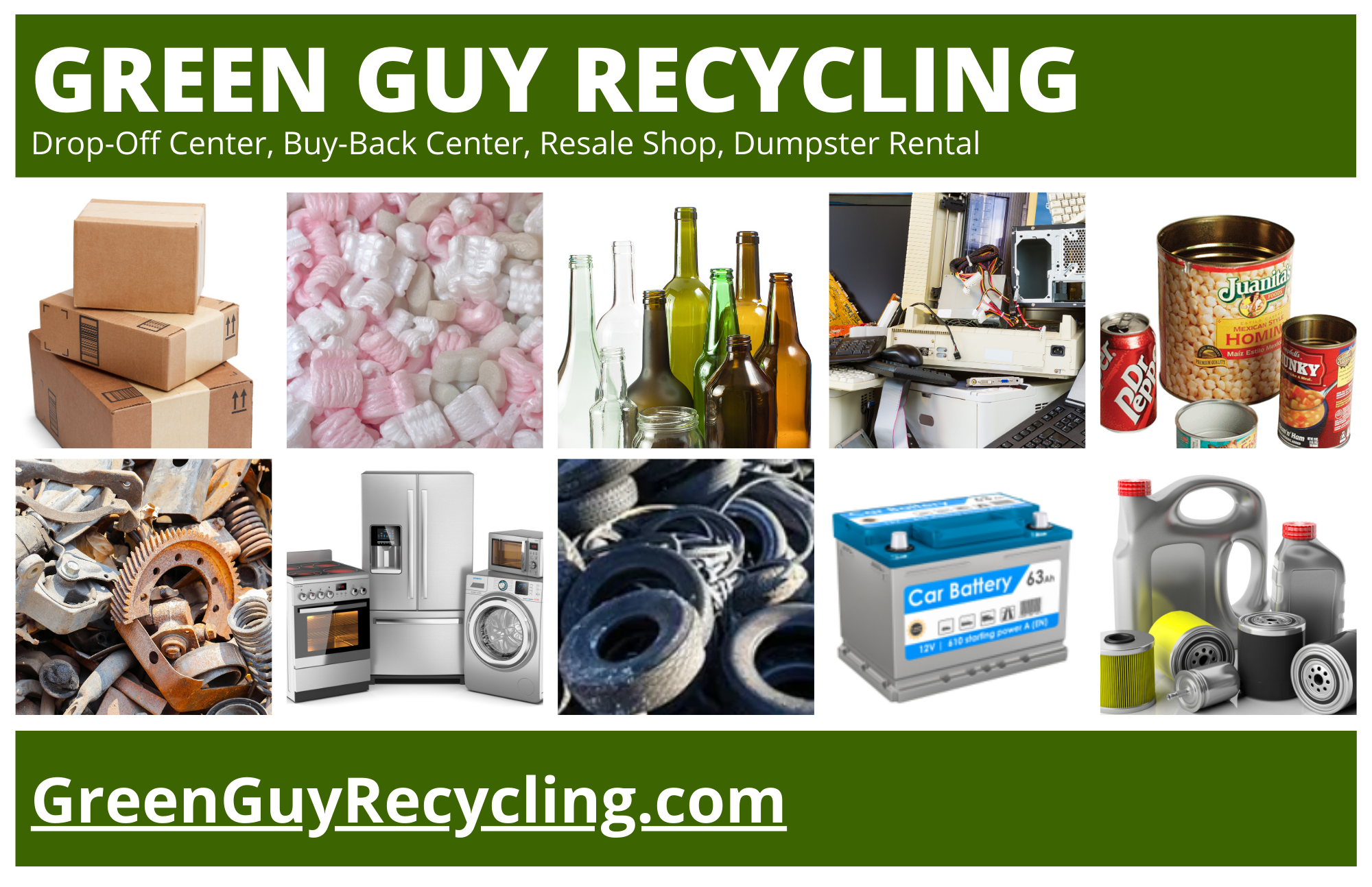 Other_Green Guy Recycling