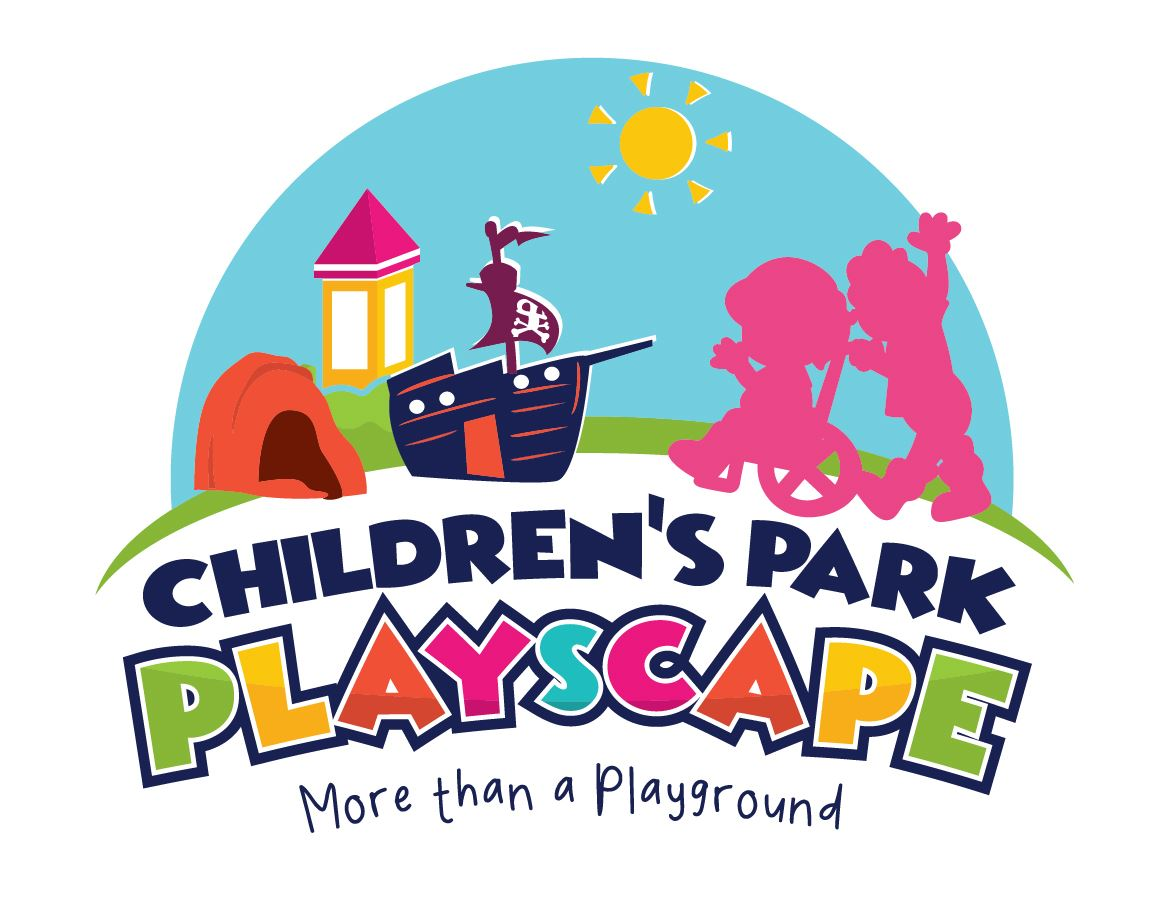 Children's Park Playscape Logo